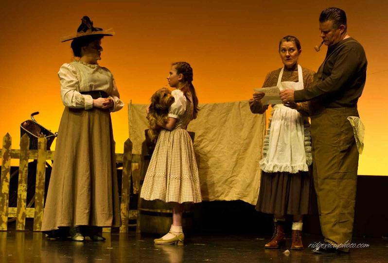 The Wizard of Oz (Footlight Theatre) | Melanie J Thompson